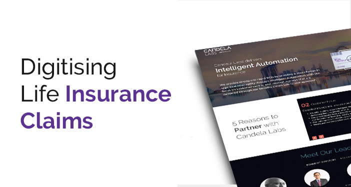 Digitising Life Insurance Claims